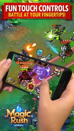 How to hack Magic Rush: Heroes War is coming ? Summon heroes to… Play Store App, Tower Defense, Some Games, Game Item, Pvp, Summoning, Sd Card, Runes, Knock Knock