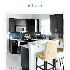 Kitchen 80s remodel