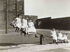 Boys on a see-saw, Crumpsall Hospital, no date | by archivesplus