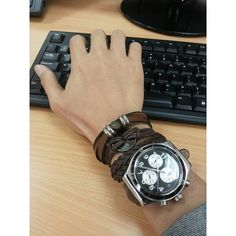 #Swatch BROWNED
