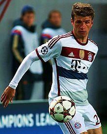 Thomas Müller – Deutschland Weltmeister 2014