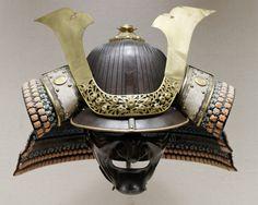Kabuto Helmet Drawing Samurai helmet kabuto
