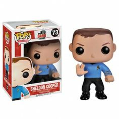 Television The Big Bang Theory-Sheldon Cooper comme le flash Vinyle... Funko Pop