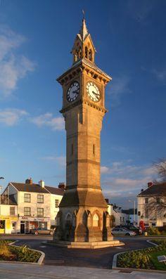The  Clocktower is a grade II listed building in Barnstaple, Devon, England