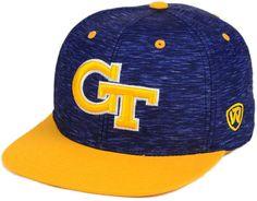 Top of the World Georgia Tech Yellow Jackets Energy 2-Tone Snapback Cap