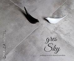 Those floor tiles look like a scandinavian sky :) Sky collection is available in satin or glossy finish.  /Płytki podłogowe wyglądające jak skandynawskie niebo :) Kolekcja Sky dostepna jest w wykończeniu satynowym lub błyszczącym.
