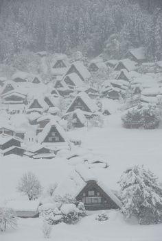 Shirakawa Village, Japan: World Heritage Site