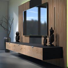 hi fi room design Modern Tv Room, Modern Tv Wall Units, Living Room Modern, Home And Living, Small Living, Tv Wall Design, Hd Design, Tv Cabinet Design Modern, Ikea Living Room