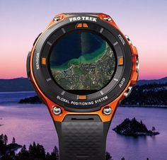 Coming April 2017. Learn more about the Pro Trek Smart WSD-F20 Outdoor Watch with full color map and low power GPS.