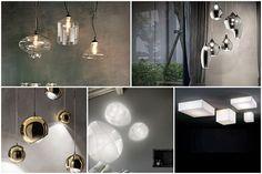 Tendencia de iluminación: combinación de lámparas