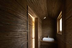 Airbnb has launched Samara, the company's in-house innovation and design studio, with the Yoshino Cedar House. Veneer Panels, Cedar Homes, Wood Source, Air B And B, Urban Planning, Wood Veneer, Best Interior, Amazing Architecture, Home And Living