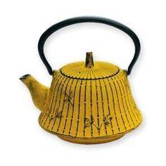 32 oz Clarity Tetsubin Cast Iron Teapot Kettle Kitchen & Dining