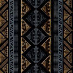 Etnic Pattern, Tribal Pattern Art, Art Tribal, Textile Pattern Design, Textile Patterns, Tribal Pattern Wallpaper, African Tribal Patterns, Geometric Patterns, Abstract Geometric Art