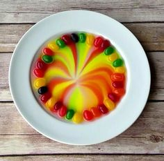 Here's a fun jelly bean science experiment you can do with your kids! Supplies Needed: Water Jelly Beans Plate Arrange jelly beans in a circle or square on a plate. Pour water in the middle (doesn't matter if it's cold or hot) and let it sit! Over the next minute or so it will spread …