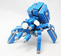 LEGO Fuchikoma - Ghost in the Shell