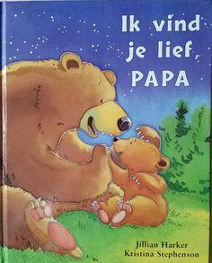 """Prentenboek """"Ik vind je lief papa"""""""