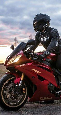 Cute Presents For Boyfriend, R6 Wallpaper, Gp Moto, Yamaha R6, Yamaha Sport, Motorcycle Wallpaper, Motorcycle Outfit, Motorcycle Clothes, Sportbikes