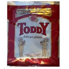 Toddy la mejor bebida achocolatada de Venezuelan.