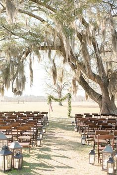 Southern wedding cer
