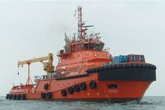 Singapore: Keppel Delivers Multi-Purpose Tug to Seaways International Saltwater Boats, Offshore Boats, Merchant Marine, Float Your Boat, Aluminum Boat, Boat Stuff, Tug Boats, Super Yachts, Small Boats