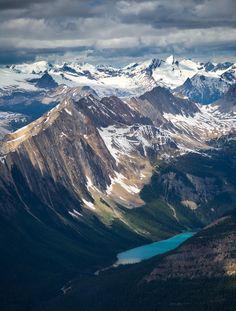 Yoho National Park of Canada. Photographer: Darren Umbsaar [1551 x 2048]