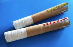 Make And Play Your Own Pu'ili - Hawaiian Rhythm Sticks