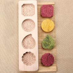Chinese Mooncake Mold