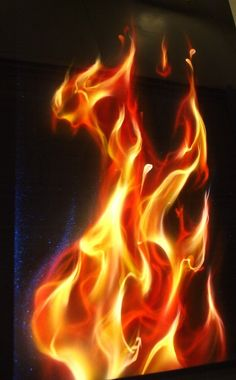 fire art at DuckDuckGo Airbrush Art, Airbrush Designs, Drawing Flames, Fire Drawing, Fire Painting, Air Brush Painting, Light Painting, Flame Art, Real Fire