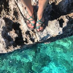 Comfortable and elegant sandals Nylons, Vegan Sandals, Beach Holiday, Beach Sandals, Outfit, Walks, Turquoise, Elegant, Collection