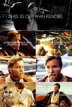 I just love Ewan McGregor as Obi-Wan Kenobi. Other than having a crush on him since I was ten, I still think he is one of the best characters ever. I demand a movie about Obi-Wan and I need it with Ewan. I also need it to have awesome scenes and stuff. I know Rebels is already kind of doing that BUT I DON'T CARE. I NEED AN OBI-WAN MOVIE ASAP.