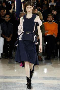 2016春夏プレタポルテコレクション - サカイ(SACAI)ランウェイ コレクション(ファッションショー) VOGUE JAPAN