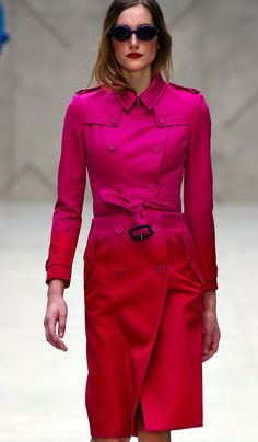 Burberry Prorsum Spring 2013 Ready To Wear