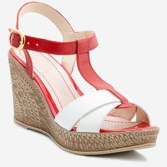 Espadrilles, Wedges, Shoes, Fashion, Sandals, Espadrilles Outfit, Moda, Zapatos, Shoes Outlet