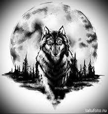 Картинки по запросу рисунок волк
