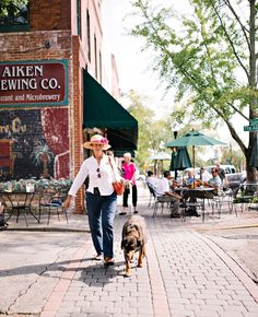 Aiken, South Carolina is often overlooked by the throngs of visitors that flock to the Palmetto State each year. Even some residents don't put Aiken high enough on their bucket list of places to become acquainted with.