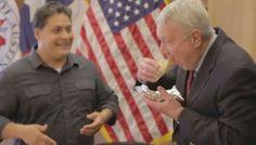 Watch Austin's Mayor Get a Taco Intervention