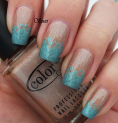 Holo, french & dots