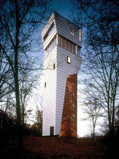 Towerhouse, Marlon Blackwell Architect