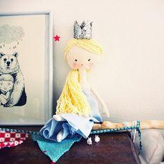 DIY, la petite princesse de chiffon | Et Dieu Créa
