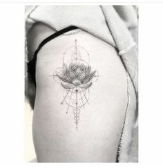 Dr.Whoo tattoo lotus flower