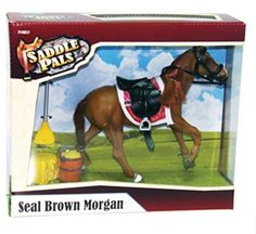 """Wendy/Gee Gee Friends/Saddle Pals  - """"Seal Brown"""" Morgan Seal, Horses, Baseball Cards, Toys, Friends, Brown, Model, Activity Toys, Amigos"""