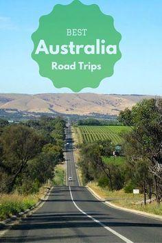 """Leuk voor de voorpret van je roadtrip! Dit artikel met """"Best Australia Road Trips""""."""