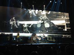 Van Halen Honda Center 2012