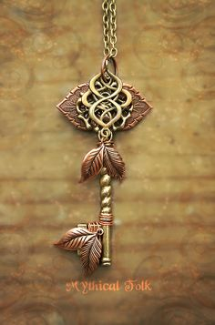 Key of Elrond by MythicalFolk.deviantart.com on @deviantART