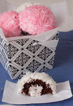 Make your own Snow Balls since Hostess has filed for BK