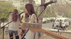 """Haim """"Let Me Go"""" Early Performance + Interview SXSW 2011"""