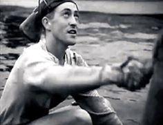 University Of Washington Rowing Eight who won at the 1936 Berlin Olympics. Bobby Moch, Coxswain