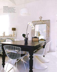 Interior Design | Tranquility In White - DustJacket Attic