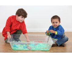 Clear Desktop Sand and Water Tray :: The Learning Shop