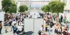 Berufseinstieg, leicht gemacht - Am 16. und 17. Mai ist Hamburgs größte Hochschul-Jobmesse bereits zum zehnten Mal Treffpunkt für Studierende und Unternehmen.